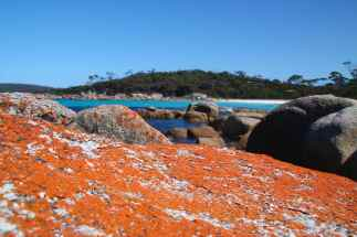 Bay of Fires Beach Rocks 05