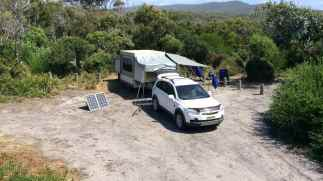 Bay of Fires Campsite 02
