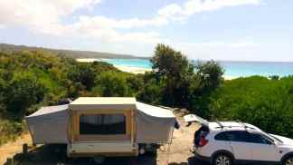 Bay of Fires Campsite 03